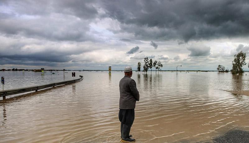 احتمال وقوع سیل در استان های جنوبی