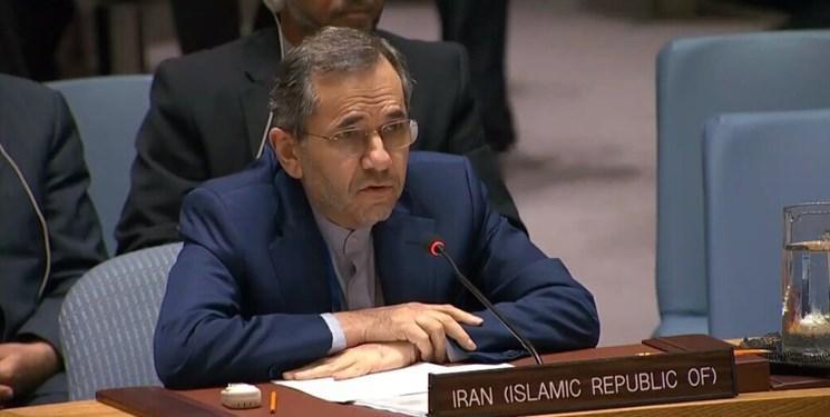 تخت روانچی خواستار عدم همراهی کشورها با تحریم های آمریکا علیه ایران شد