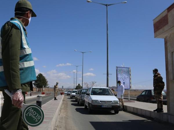 تردد خودرو های پلاک البرز و تهران در هر دو استان بلامانع است