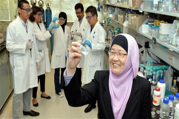 ساخت سریع ترین تست تشخیص کرونا ویروس 2019 توسط برگزیده جایزه مصطفی(ص)