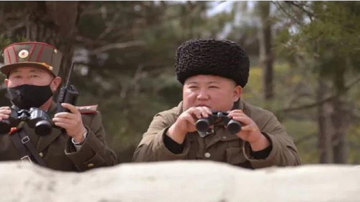 کاهش شمار قرنطینه شده ها در کره شمالی