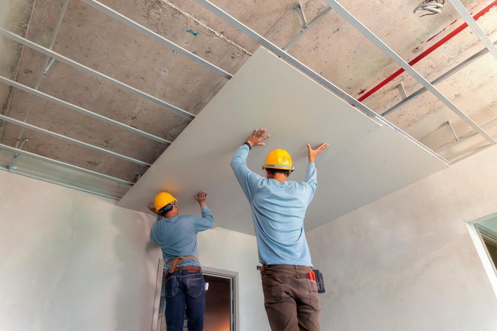کناف سقف ؛ کاربرد ها و مزایای آن نسبت به روش های سنتی