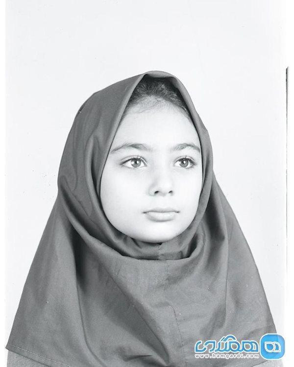 عکسهای جالبی از یکتا ناصر در دوران مدرسه