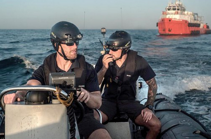 برنامه راهزنی دریایی علیه کشتی های چینی توسط آمریکا!