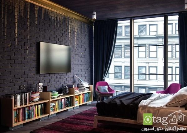 دکوراسیون اتاق خواب آرامش بخش ، عکس و طراحی