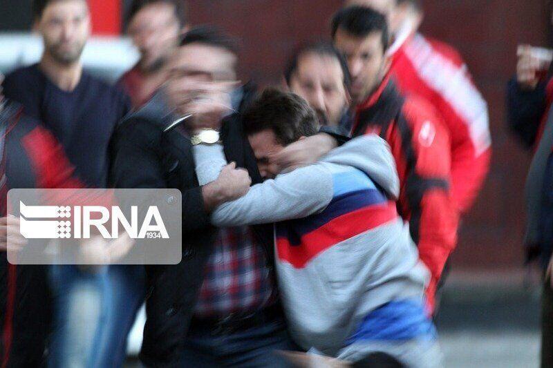 خبرنگاران دستگیری هشت نفر از عاملان درگیری دسته جمعی در آبدانان