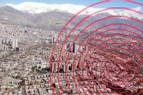واقعیت مهم درباره زلزله احتمالی تهران ، یک پیش بینی درباره تخریب های زلزله عظیم تهران