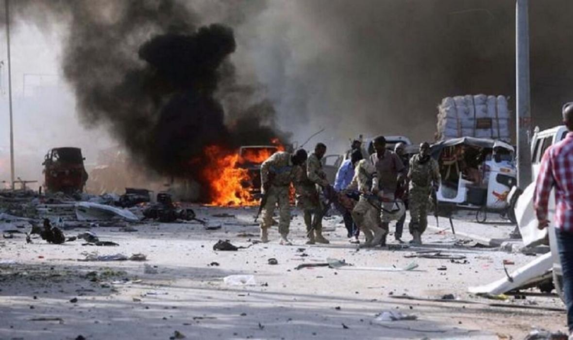 6 کشته و 30 زخمی درحمله تروریستی سومالی