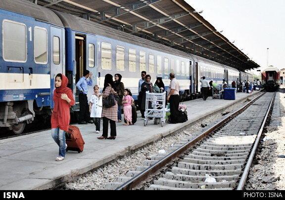 راه اندازی قطار زنجان تهران با رعایت پروتکل های بهداشتی