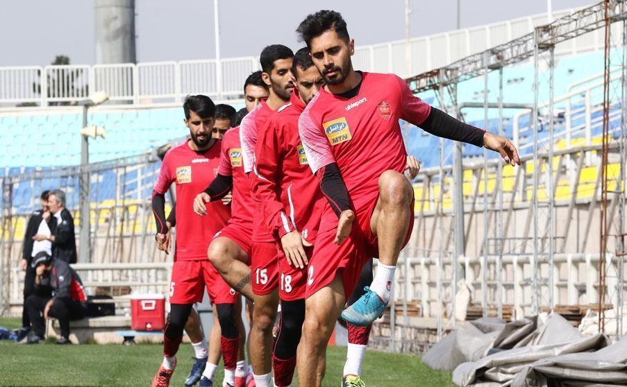 نارضایتی پرسپولیسی ها از امکانات ورزشگاه شهید کاظمی