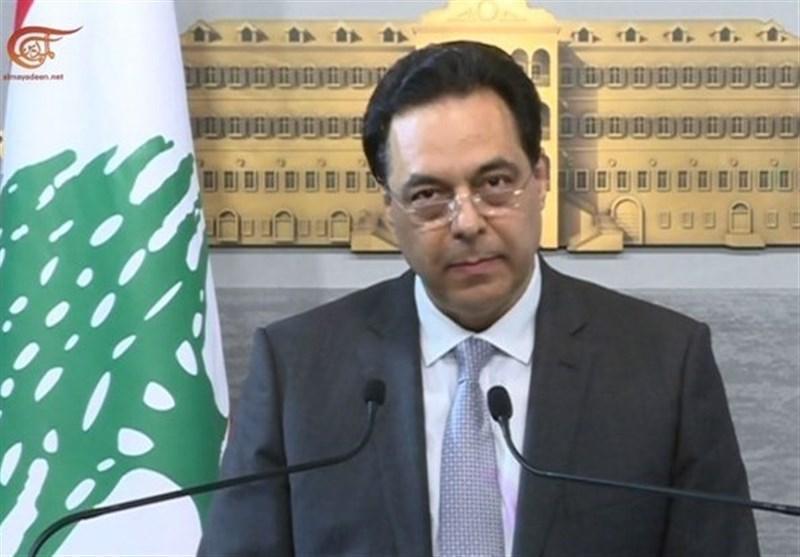 لبنان، دیاب: اولویت مبارزه با فساد است، لزوم تامین امنیت با بازگشایی فرودگاه