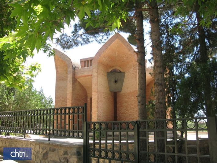 بازسازی و بهسازی فضای اطراف آرامگاه ابن یمین فرومدی در میامی