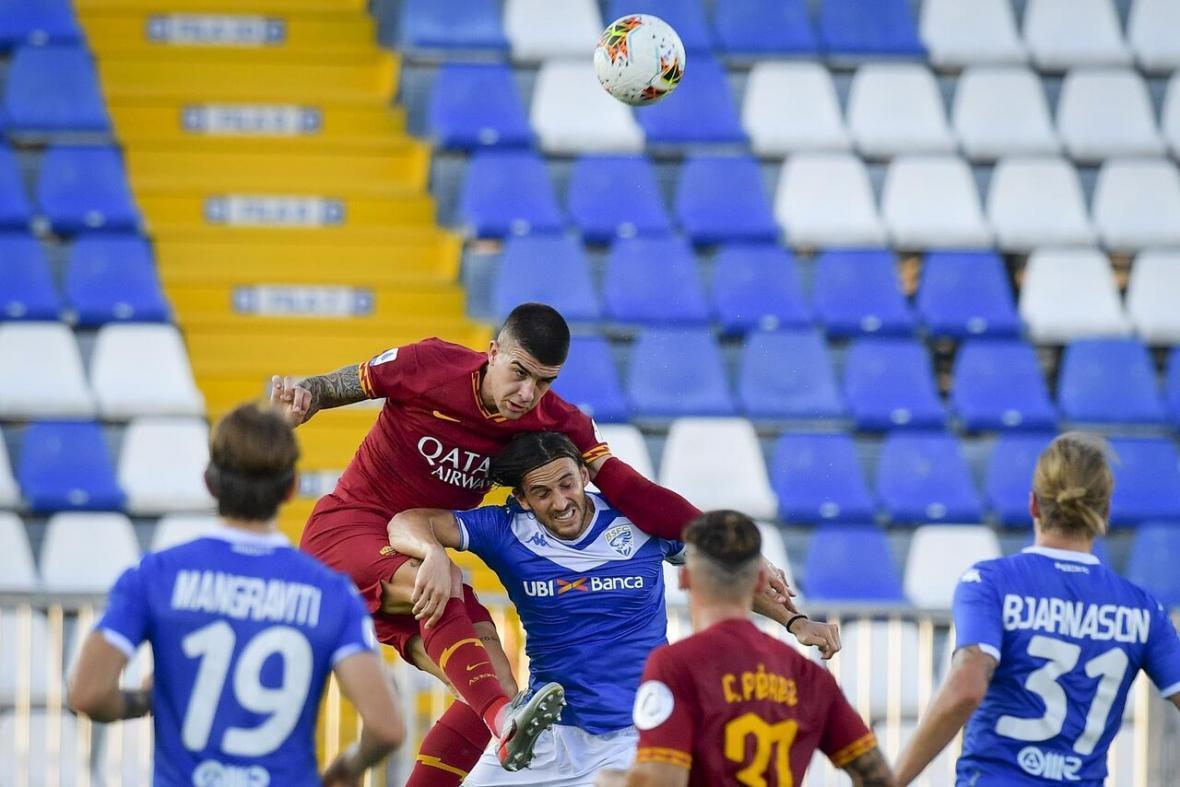 خبرنگاران آ.اس رم همچنان امیدوار به کسب سهمیه لیگ اروپا