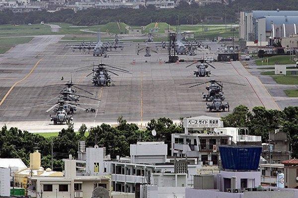 کرونا نظامیان آمریکایی مستقر در ژاپن را به دردسر انداخت