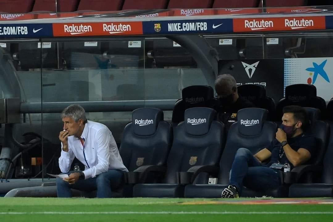 جلسه اضطراری در بارسلونا؛ ستین اخراج می گردد؟