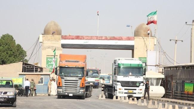 هدف گذاری ایران و عراق برای دستیابی به تجارت 20 میلیارد دلاری