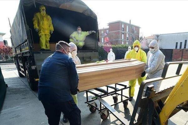 مرگ یک نفر در هردقیقه بر اثر ابتلا به کرونا در آمریکا