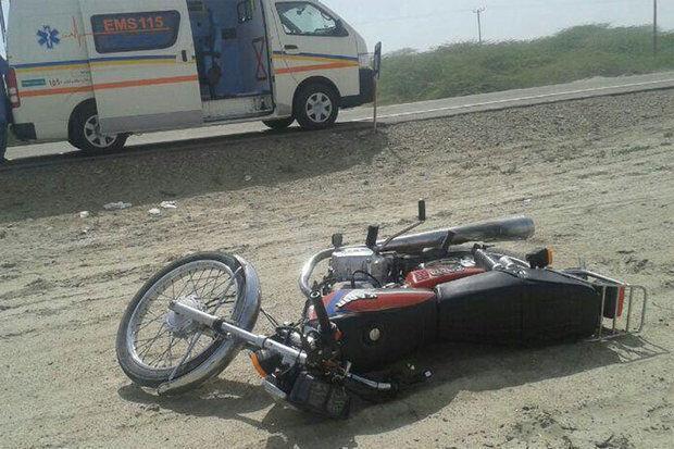خبرنگاران برخورد کامیون با موتور سیکلت در مراغه یک کشته برجای گذاشت