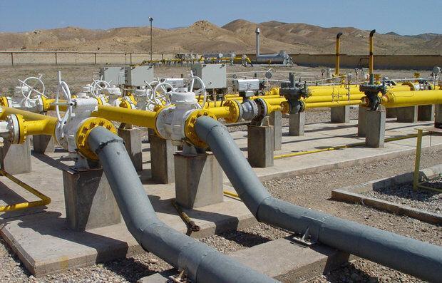 خبرنگاران خط اصلی انتقال گاز اندیکا وصل شد