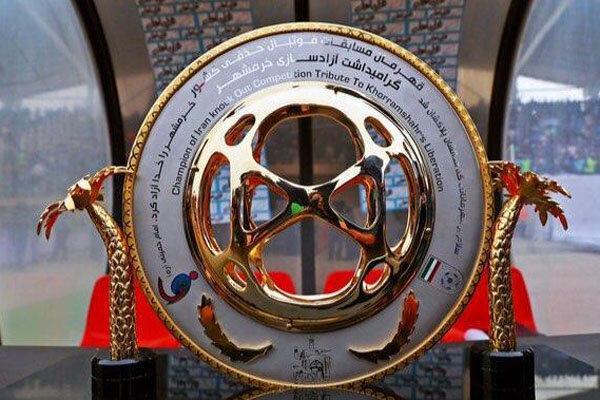 محل برگزاری ملاقات فینال جام حذفی معین شد