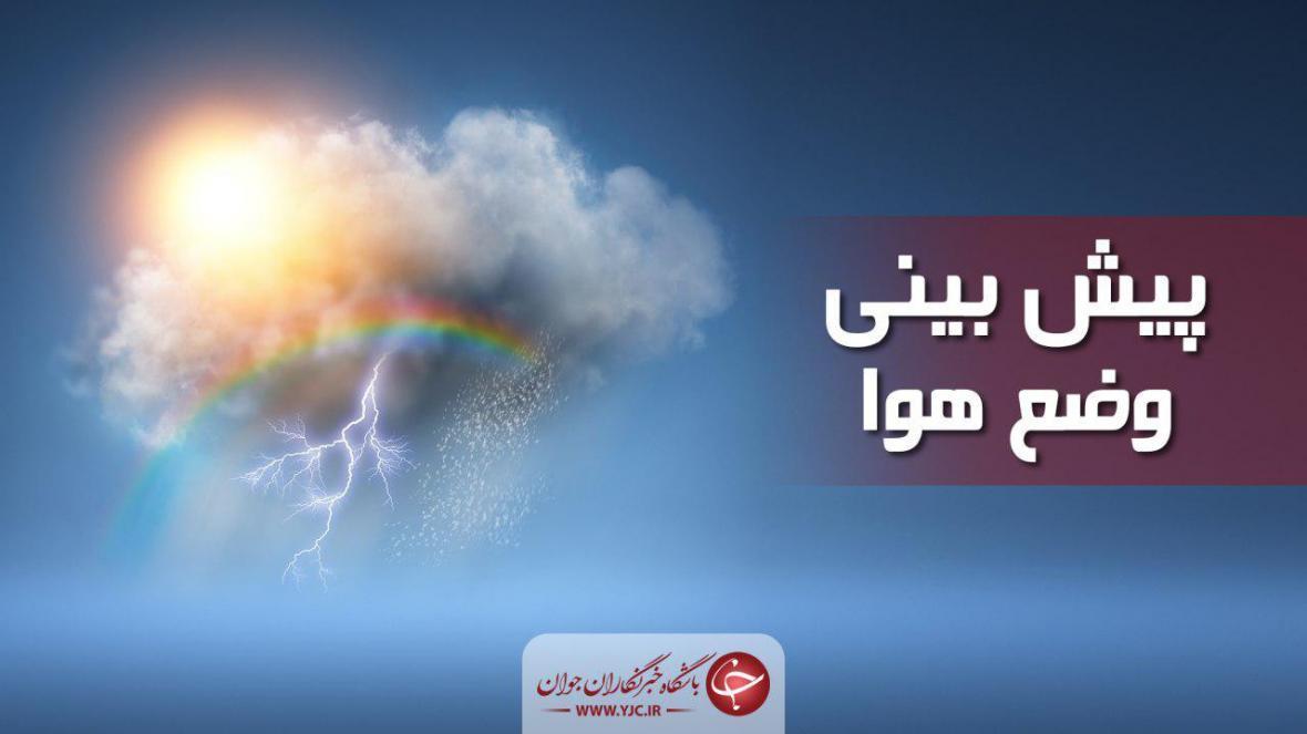 وزش باد شدید موقتی در جنوب تهران