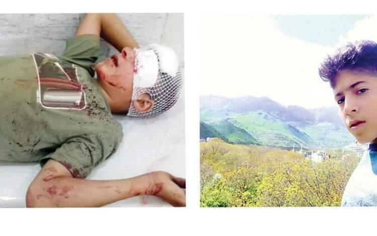 جزئیات حادثه سقوط مانی، کولبر 14ساله از کوه