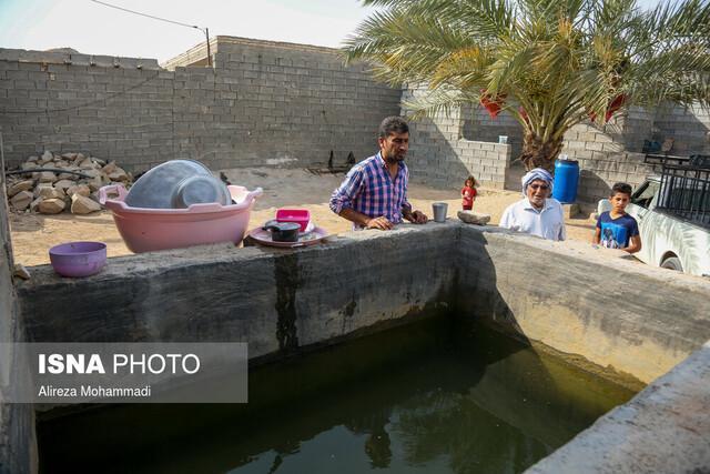 در سفر رئیس مجلس، بسیاری باور نمی کردند خوزستان آب مازاد ندارد