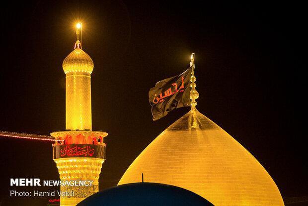 واکنش عتبات مقدس حسینی و عباسی به حوادث روز گذشته کربلا