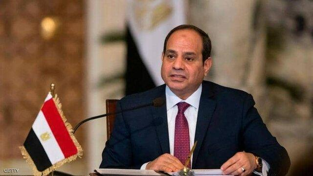 موافقت سیسی با توافق مرزهای دریایی میان مصر و یونان