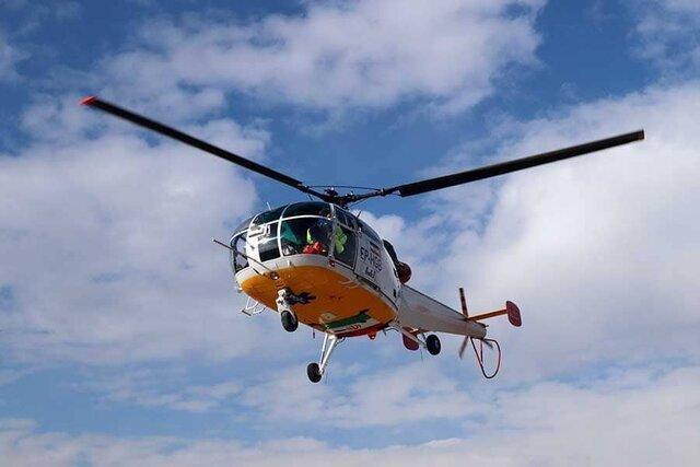 نجات جان بیمار قلبی و راکب موتورسوار توسط اورژانس 115 یاسوج