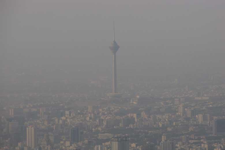 خطر تشدید کرونا در شهرهای با هوای آلوده