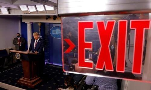 حمله رسانه هایروپرت مرداک به ترامپ؛ بزرگوارانه رفتار کن!