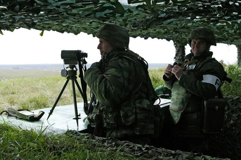 ورود نیرو های حافظ صلح روسیه به استپاناکرت