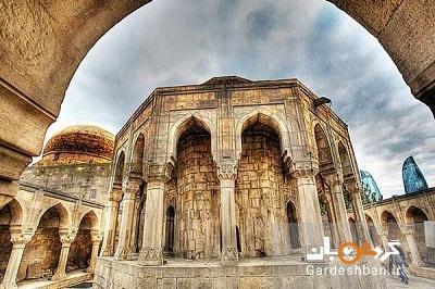 قصر شیروان شاه؛از آثار باستانی و میراث فرهنگی باکو، عکس