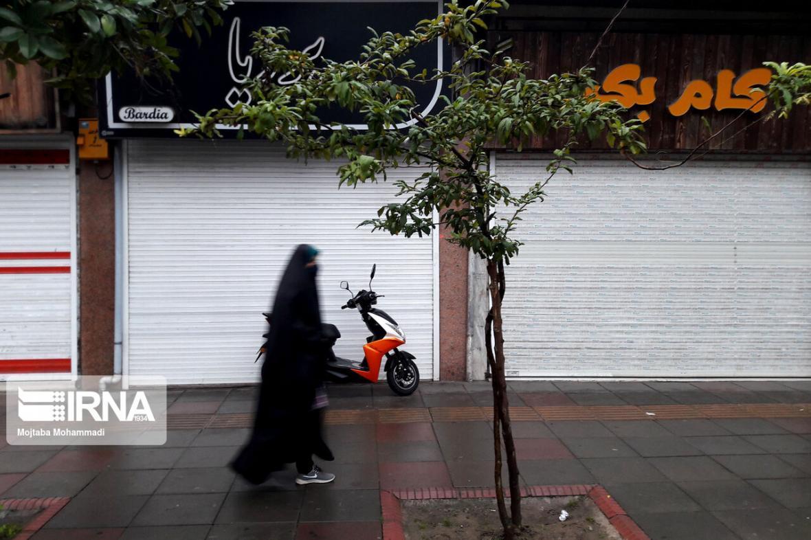 خبرنگاران معاون استاندار کردستان: دولت مجبور به تعطیلی واحدهای صنفی شد