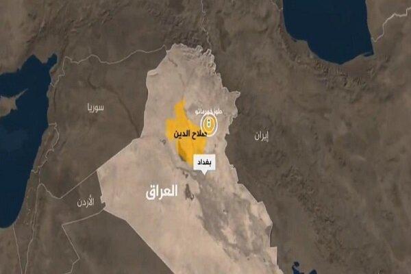 حمله راکتی به پالایشگاهی در شمال عراق