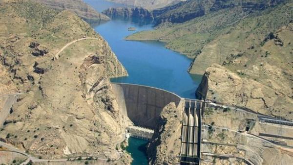 کاهش 43 درصدی آب مخزن سد زاینده رود