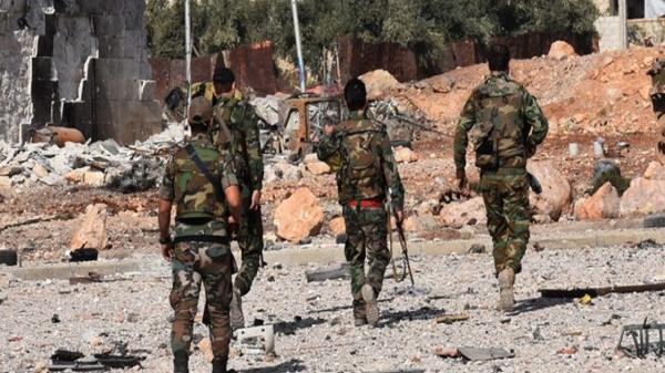هلاکت هشت تروریست در دیر الزور سوریه