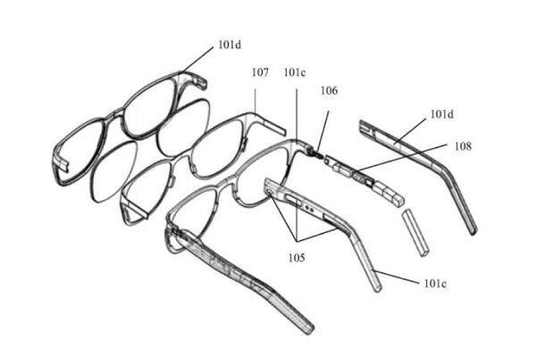 ثبت کپی رایت عینک هوشمند با قابلیت درمان خستگی و افسردگی