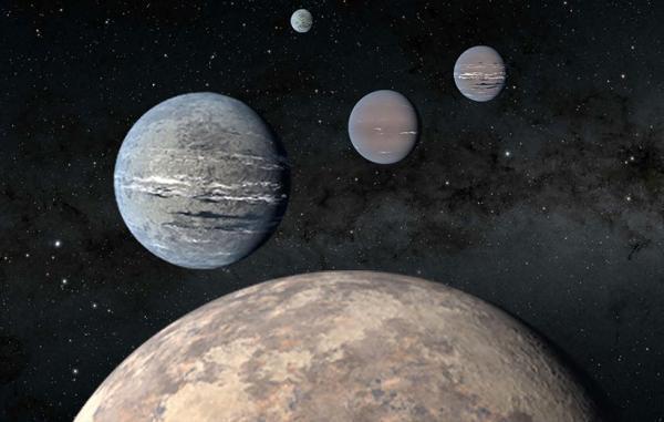 4 سیاره فراخورشیدی با همکاری دانش آموزان دبیرستانی کشف شدند