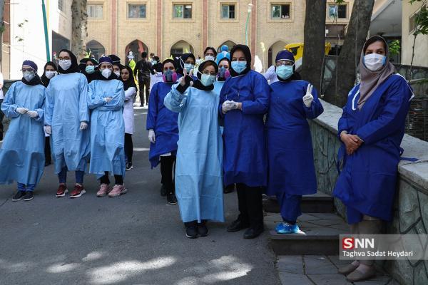 مدافعان سلامت، ایثارگران مجاهد و مبارز ِ نبرد با کووید19 خبرنگاران