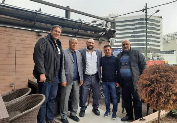 ملاقات غلامرضا محمدی و علیرضا رضایی برای برطرف اختلافات
