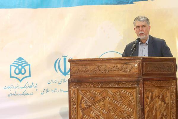 خبرنگاران وزیرارشاد: حق بیمه و سرانه درمان صندوق هنر تامین می شود