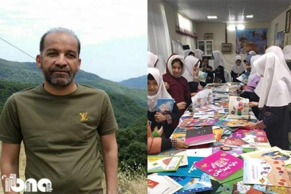 یادبود درگذشتگان با خیرات کتاب و ساخت کتابخانه در مناطق محروم