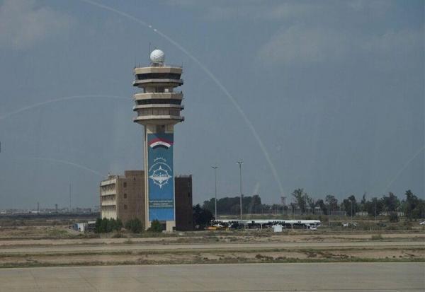 خبرنگاران فرودگاه بغداد هدف حمله راکتی نهاده شد