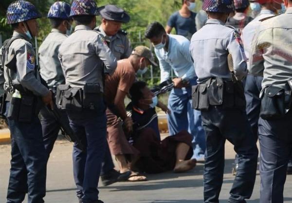 ارتش میانمار مخالفان را گروه های تروریستی نامید