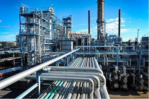 ضریب بازیافت سه میدان گازی افزایش می یابد