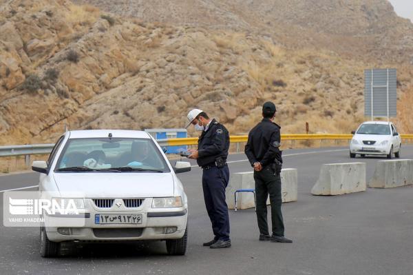 خبرنگاران رانندگان بی توجه به کرونا در خراسان شمالی 29 میلیارد ریال جریمه شدند