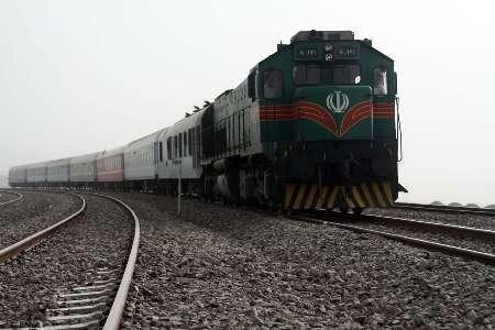 حادثه قطار تهران - یزد مصدوم نداشت، تمام هزینه بلیط ها استرداد می شود