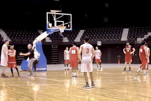 برگزاری اولین ملاقات تیم ملی بسکتبال در ژاپن به یاد زلزله زدگان